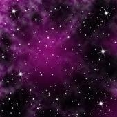 Brumas en el espacio — Foto de Stock