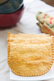 Jamaican Beef Patties — Stock Photo