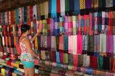 Shopping at the Grand Bazaar — Stock Photo