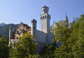 Neuschwanstein — Stock Photo