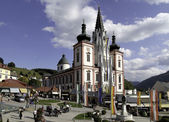 Basilika Mariazell — Stock Photo
