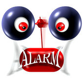Alarm — Stock Photo