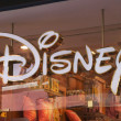 Stock Photo: Disney sign