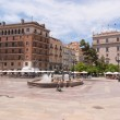 Plazde lVirgen in Valencia — Stock Photo #12890924