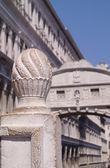 Bridge of sighs venedik — Stok fotoğraf