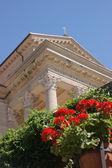 Basilika san marino — Stockfoto