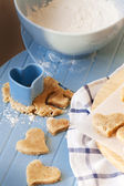 Biscuits au gingembre — Photo