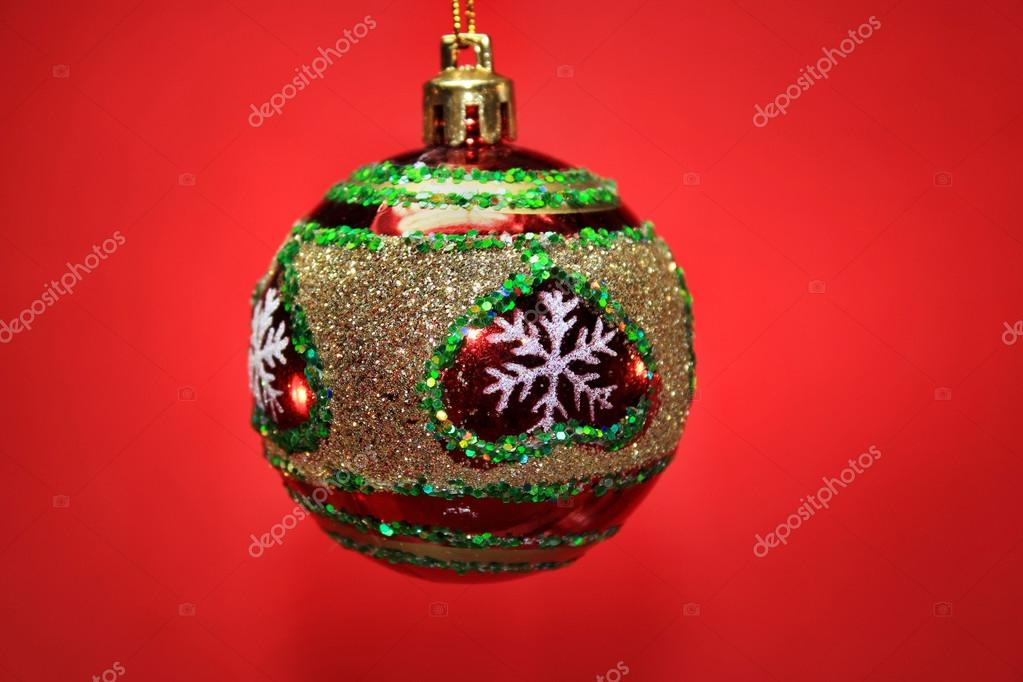 Christmas decorations, Christmas Bell — Stock Photo #15359165