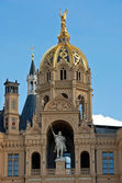 Germany. Castle of Schwerin. — Stock Photo