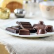 Chocolate sweets — Stock Photo #39888861