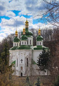 Christian monastery — Stock Photo