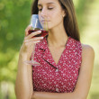 Red wine — Stock Photo #13273918