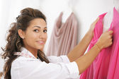 Kvinnliga modedesigner — Stockfoto