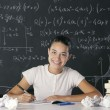 Young girl student — Stock Photo #14818659
