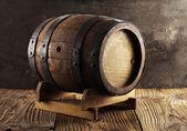 葡萄酒桶 — 图库照片