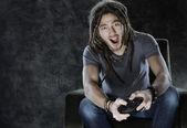 视频游戏 — 图库照片