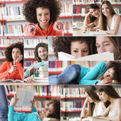 Education: students — Stock Photo