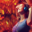 Enjoying music — Stock Photo #25866277