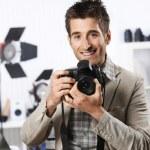 Photographer — Stock Photo #26345099