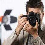 Photographer — Stock Photo #26345183