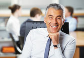 Mature businessman — Foto Stock