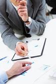 бизнес встречи — Стоковое фото