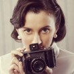 Vintage photographer — Stock Photo #26715467