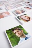 Portraits of people — Stock Photo