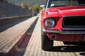 Klassische muscle-car — Stockfoto
