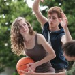 ������, ������: Street basketball