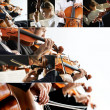 Stock Photo: Classical music