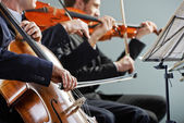 Classical music: concert — Stock Photo