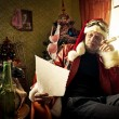 Bad Santa — Stock Photo #36003333