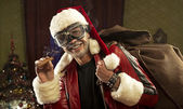 Bad Santa — Stock Photo
