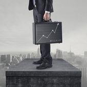 Succesful financial plan — Stock Photo