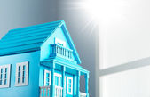 Model house — Stock Photo