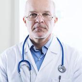 Health care professional — Stock Photo