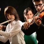 Постер, плакат: Classical music performers