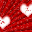 Valentine day Background — Stock Photo