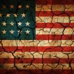 USA flag — Stock Photo #27413601