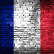 France flag — Stock Photo