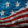 USA background — Stock Photo #27438877