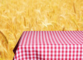 Empty table — Stock Photo