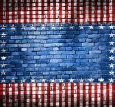 USA background — Stock Photo