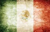 Mexico flag — Стоковое фото