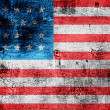 Grunge USA Flag — Stock Photo #29665121