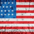 Grunge USA Flag — Stock Photo #29707145