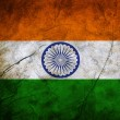 Grunge flag of India — Stock Photo #29709943