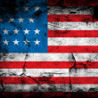 Grunge flag of USA — Stock Photo #29710841