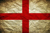 Flag of England — Stock Photo